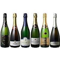 ちょっと贅沢♪プレミアム・スパークリングワイン6本セット!