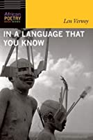 In a Language That You Know (African Poetry Book)