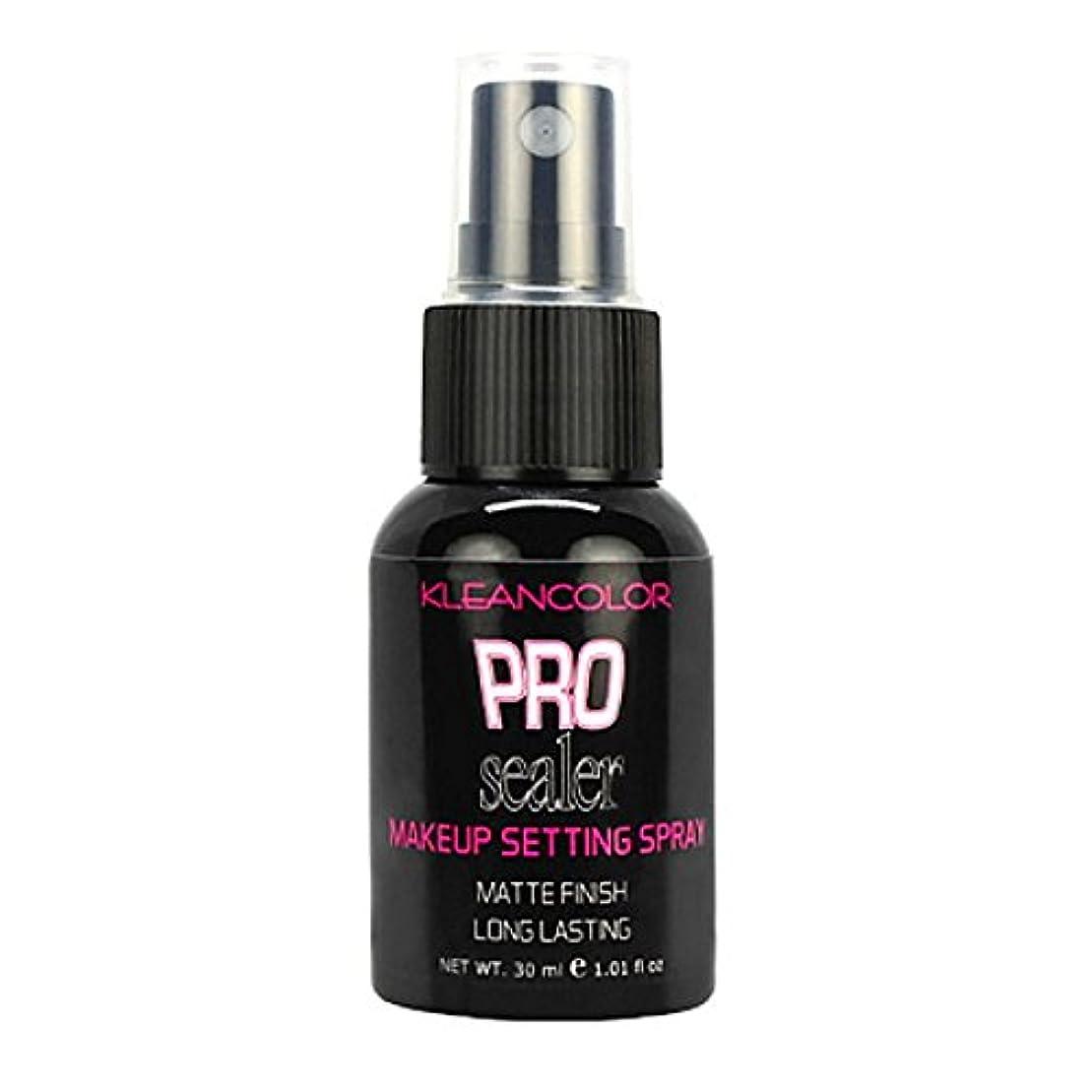 思春期文芸バンガローKLEANCOLOR Pro Sealer Makeup Setting Spray - Matte Finish (並行輸入品)