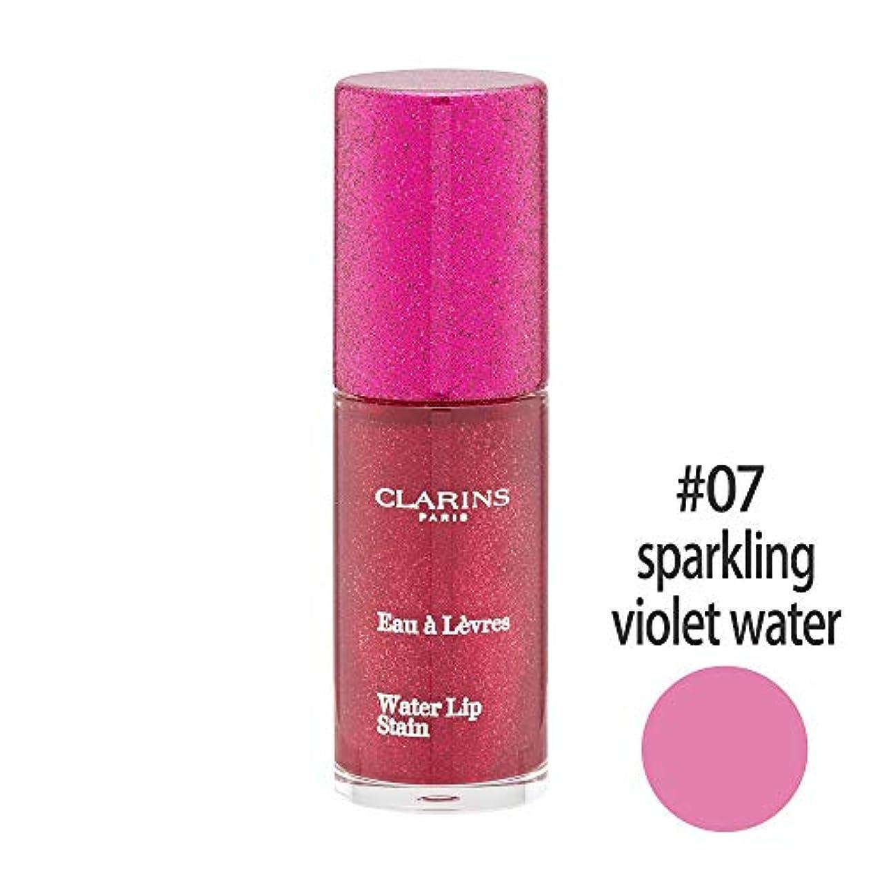 アブセイ退院チャンピオンシップクラランス(CLARINS) ウォーターリップ ステイン #07(sparkling violet water) [並行輸入品]
