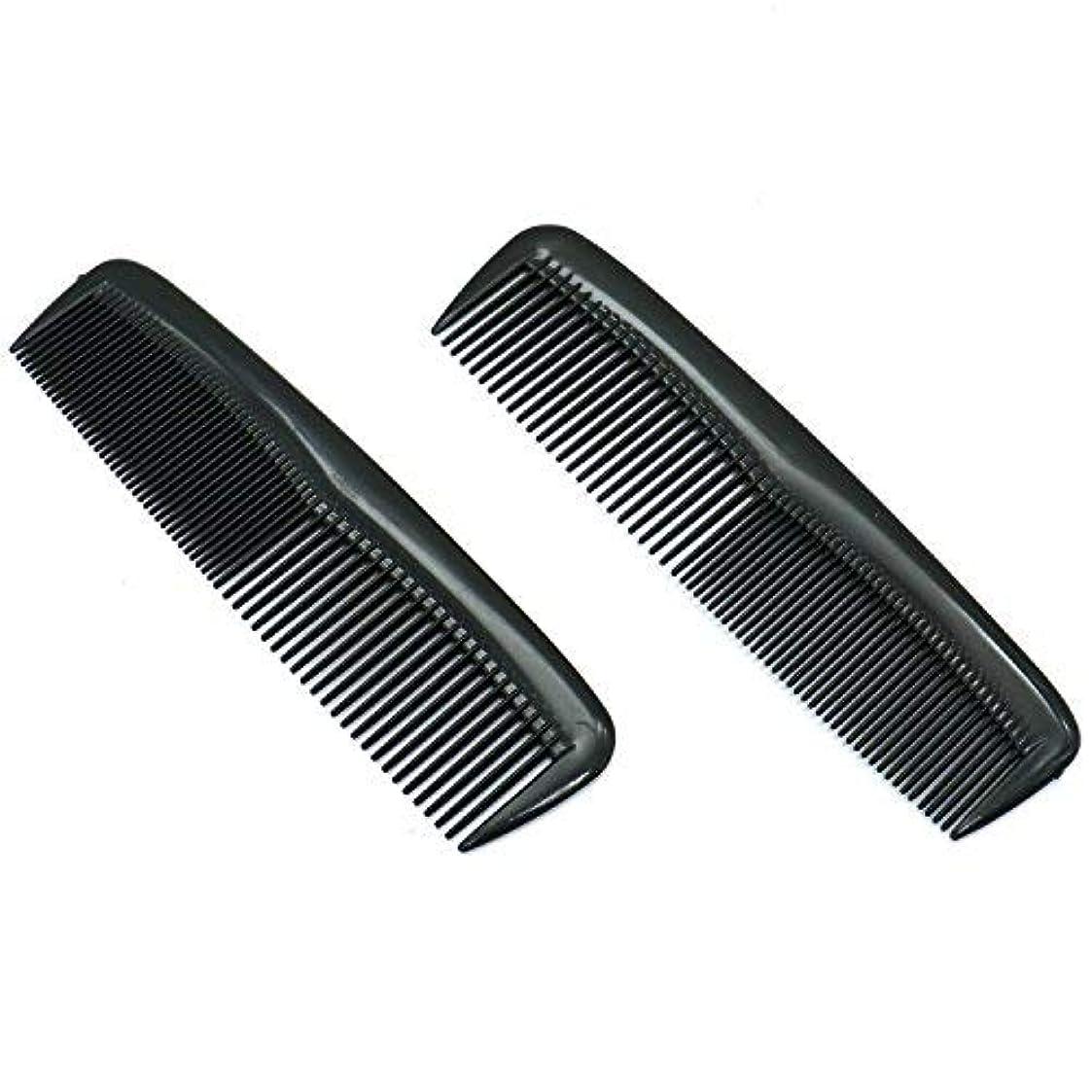 解説サービステキストBuorsa Pack of 12 Quality Pocket Hair Comb Beard & Mustache Combs for Men's Hair Beard Mustache and Sideburns,...