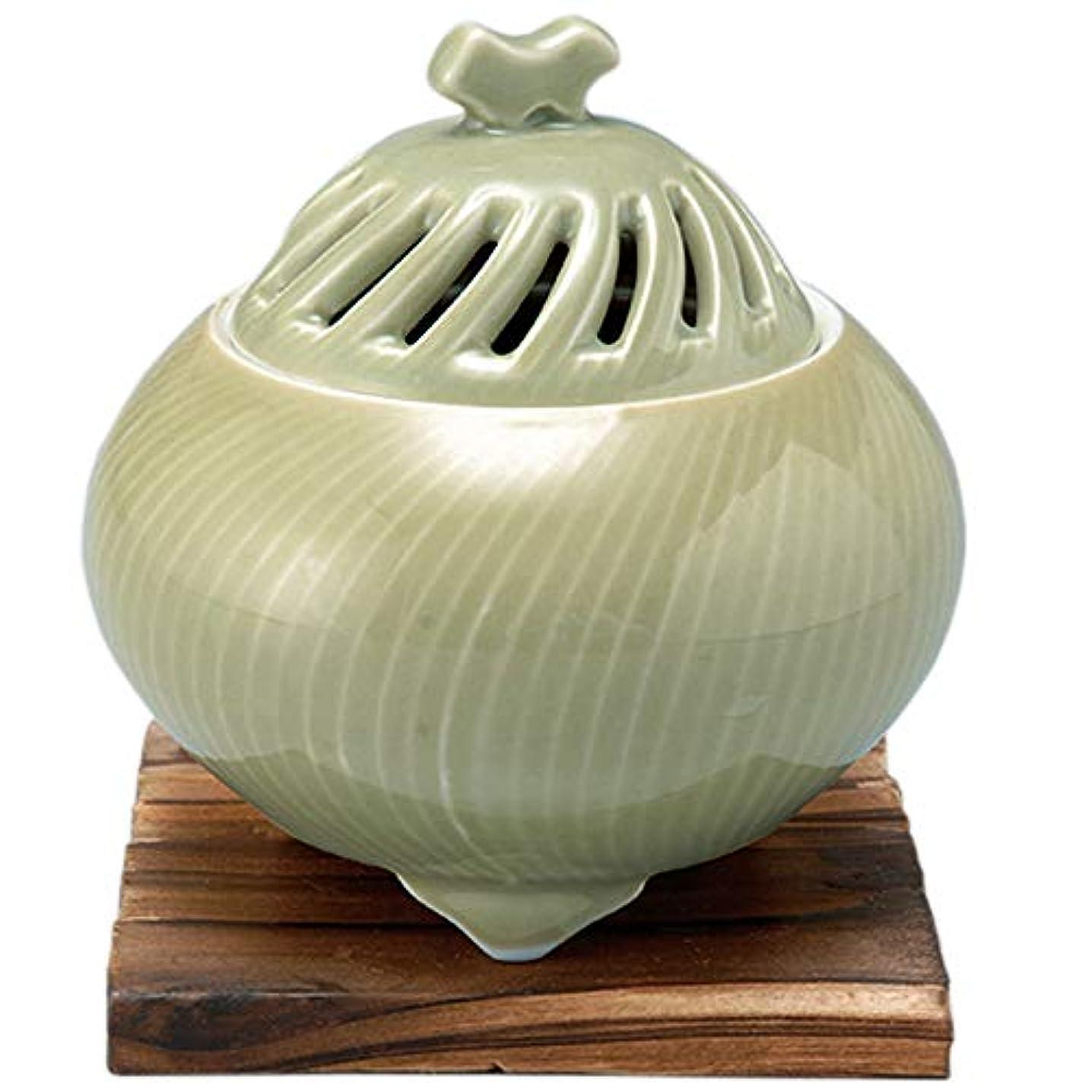 発信払い戻しそれによって香炉 鶯透し 丸型香炉 [R11xH11.3cm] プレゼント ギフト 和食器 かわいい インテリア