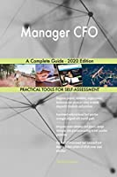Manager CFO A Complete Guide - 2020 Edition