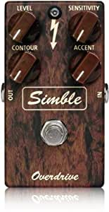 Simble Pedal シンブルペダル オーバードライブ Simble Overdrive (国内正規品)