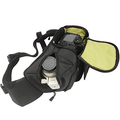 フィジェットフィジェットフィジェットカジュアルウエストパックバッグ プロフェッショナル カメラ カムコーダー 旅行 便利
