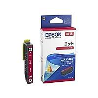 エプソン EP-10VA用 インクカートリッジ(レッド) YTH-R ds-1661481