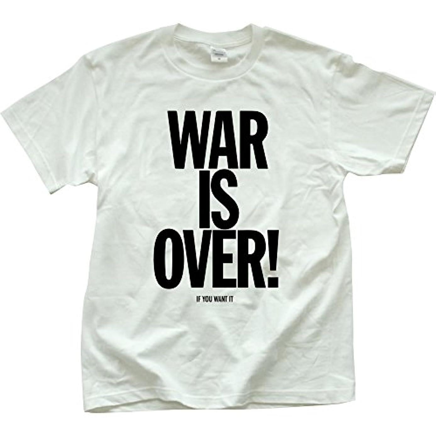 コミュニケーションカカドゥサージWAR IS OVER Tシャツ