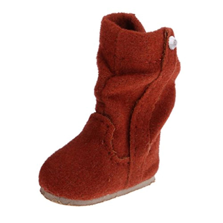 【ノーブランド品】 素敵な 1/6 人形 ブーツ シューズ 12 インチブライスドール用 服 アクセサリ - 02