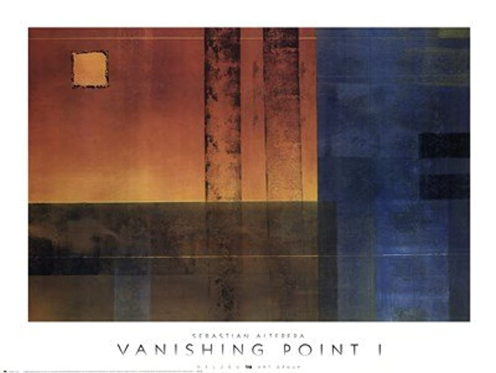 Vanishing Point I by Sebastian Alterera – 36 x 27.25インチ – アートプリントポスター LE_82538