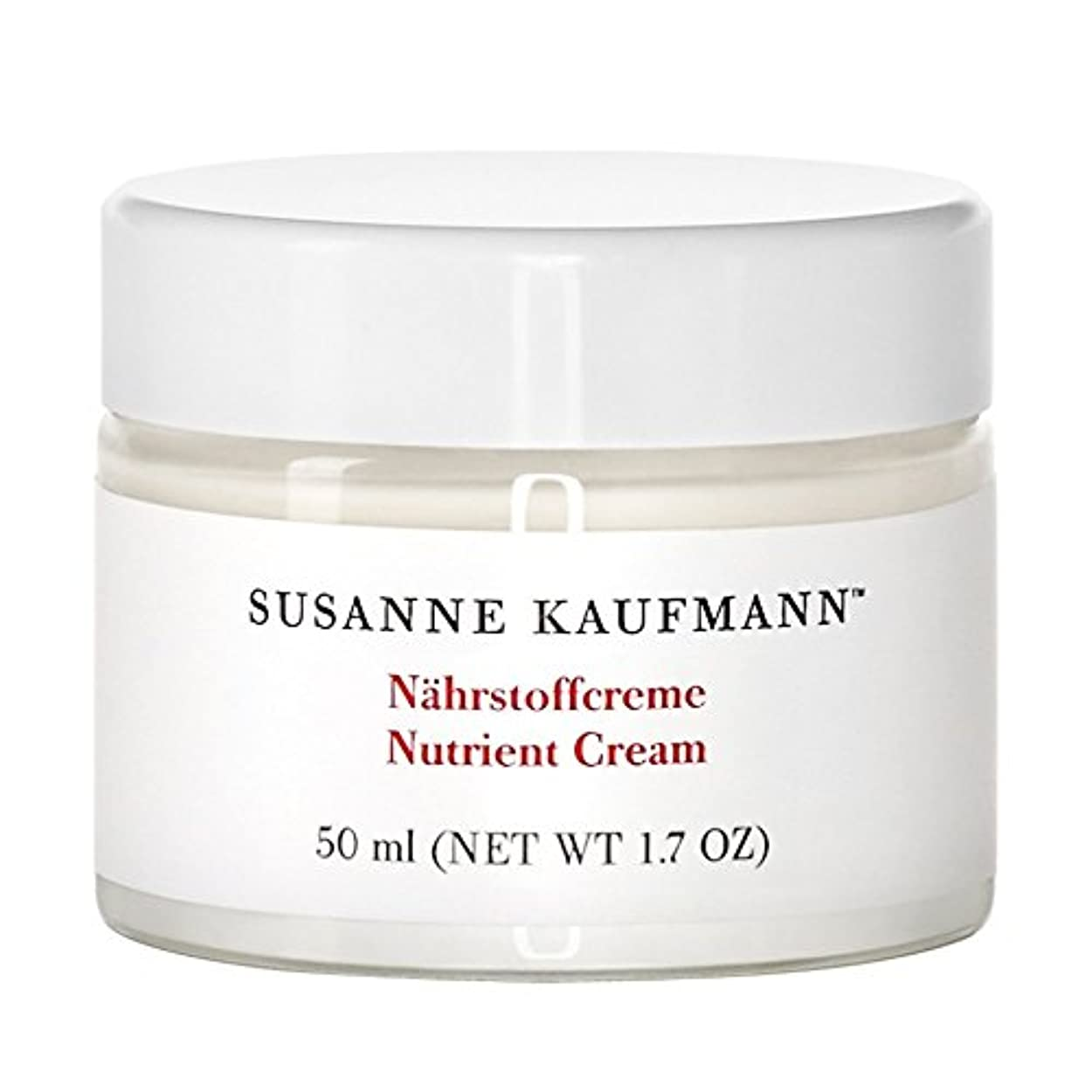傭兵一元化する報告書Susanne Kaufmann Nutrient Cream 50ml (Pack of 6) - スザンヌカウフマン栄養クリーム50 x6 [並行輸入品]