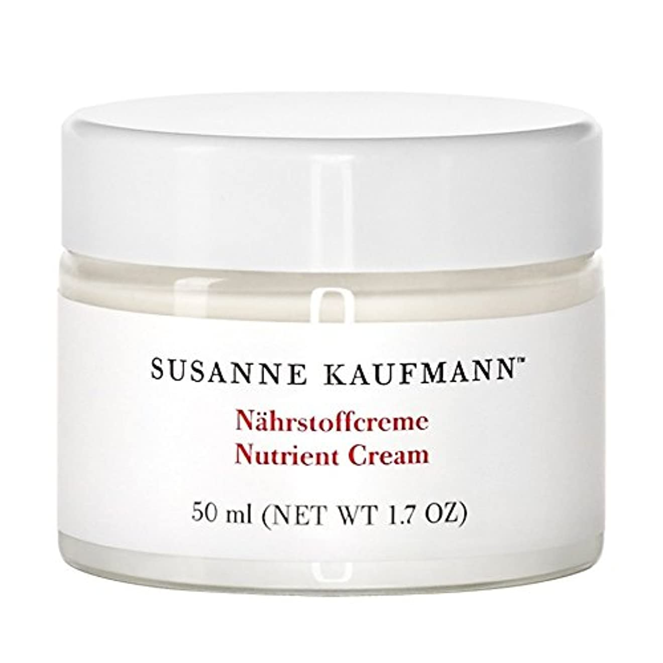 Susanne Kaufmann Nutrient Cream 50ml (Pack of 6) - スザンヌカウフマン栄養クリーム50 x6 [並行輸入品]