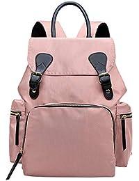 cc97ea0dc85f Amazon.co.jp: ピンク - タウンリュック・ビジネスリュック / リュック ...