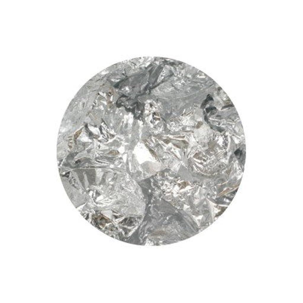 モック豆キャッシュボンネイル 銀箔