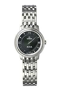 (オメガ) OMEGA 腕時計 デ・ビル プレステージ 424.10.24.60.01.001 ブラック レディース [並行輸入品]