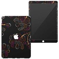 igsticker iPad Air 10.5 inch インチ 専用 apple アップル アイパッド 2019 第3世代 A2123 A2152 A2153 A2154 全面スキンシール フル 背面 液晶 タブレットケース ステッカー タブレット 保護シール 001255