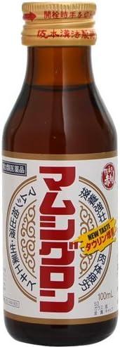 【第3類医薬品】マムシグロン 100mL