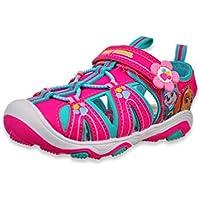 Josmo Kids Girls Paw Patrol Close Toe Sandal Pink Toddler/Little Kid