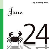 6月24日 My Birthday Book