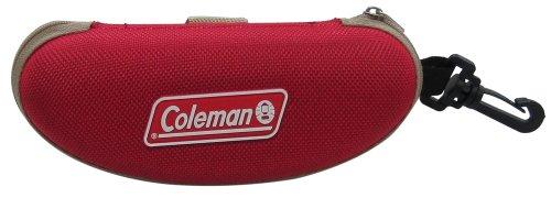 コールマン オリジナルサングラスケース ハード CO07 レッド