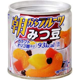 はごろも 朝からフルーツ みつ豆 (4081) 190g