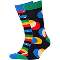 Men's Shadow Dots Odd Socks