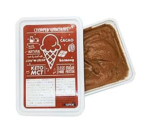 ISUPREME 低糖質 プレミアムアイス チョップドチョコ味(1000ml)