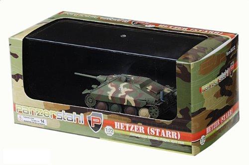1:72 装甲車stahl ディスプレイ アーマー 88032 Skoda Sd.Kfz.138/2 Hetzer ディスプレイ モデル ドイツ軍 Kampfgruppe Milowitz Pragu