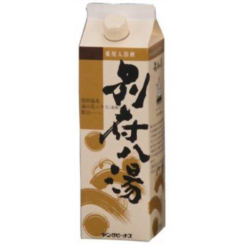 薬用入浴剤 別府八湯 900g(入浴剤)