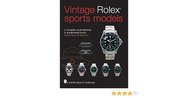 Amazon | Vintage Rolex Sports ...