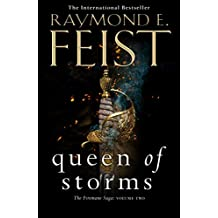 Queen of Storms: Epic sequel to the Sunday Times bestselling KING OF ASHES and must-read fantasy book of 2020! (The Firemane Saga, Book 2)
