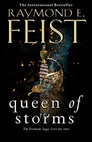 Queen of Storms: Epic sequel to the Sunday Times bestselling KING OF ASHES and must-read fantasy book of 2020!