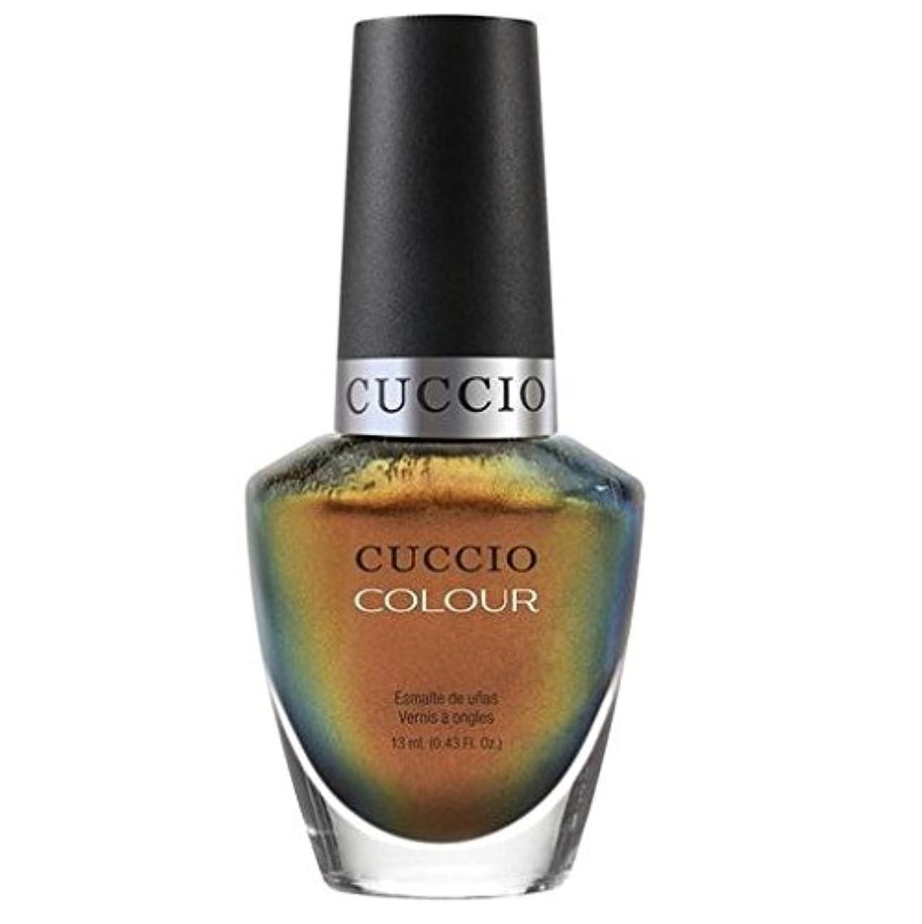 サーキットに行く造船危険なCuccio Colour Gloss Lacquer - Crown Jewels - 0.43oz / 13ml