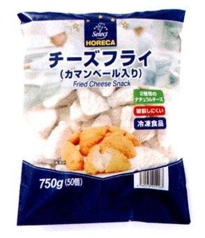 チーズフライ 750g(50個) 【冷凍】/ホレカセレクト(6袋)