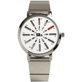 SEAHOPE (シーホープ) 腕時計 EleeNo LITE ART009NLT Wheel クオーツ ホワイト ユニセックス