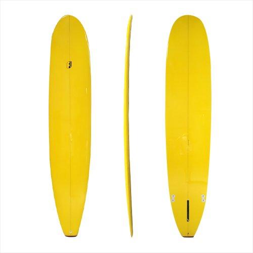 """Funktion EPS ロングボード 9'0"""" Tint Yellow (フルセット)FK-LG01-900-YEL"""