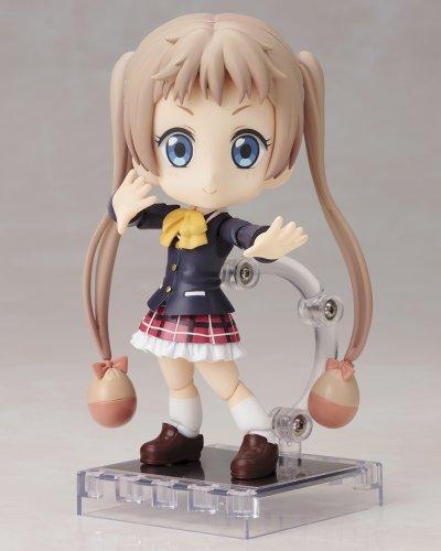 Queue posh sick Koi GA shitai! love convex Mamoru SANAE non-scale PVC pre-painted moving figures