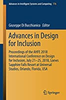 Advances in Design for Inclusion (Advances in Intelligent Systems and Computing)