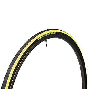 パナレーサー(Panaracer) クリンチャー タイヤ [700×28C] ツーキニスト 8W728-TKN-Y4 ブラック/黄ライン ( クロスバイク ロードバイク / 街乗り 通勤 ツーリング ロングライド用 )