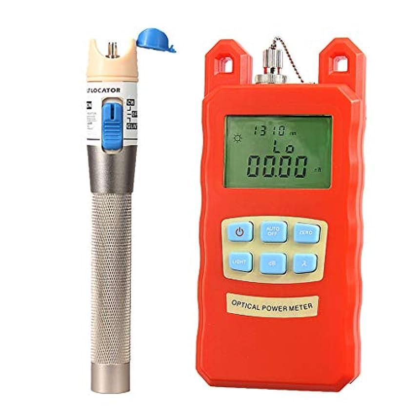 不承認パキスタン切手KESOTO 光パワーメーター 1MW 光ファイバー ケーブルテスター 金属探知機 視覚障害 赤いライトペン