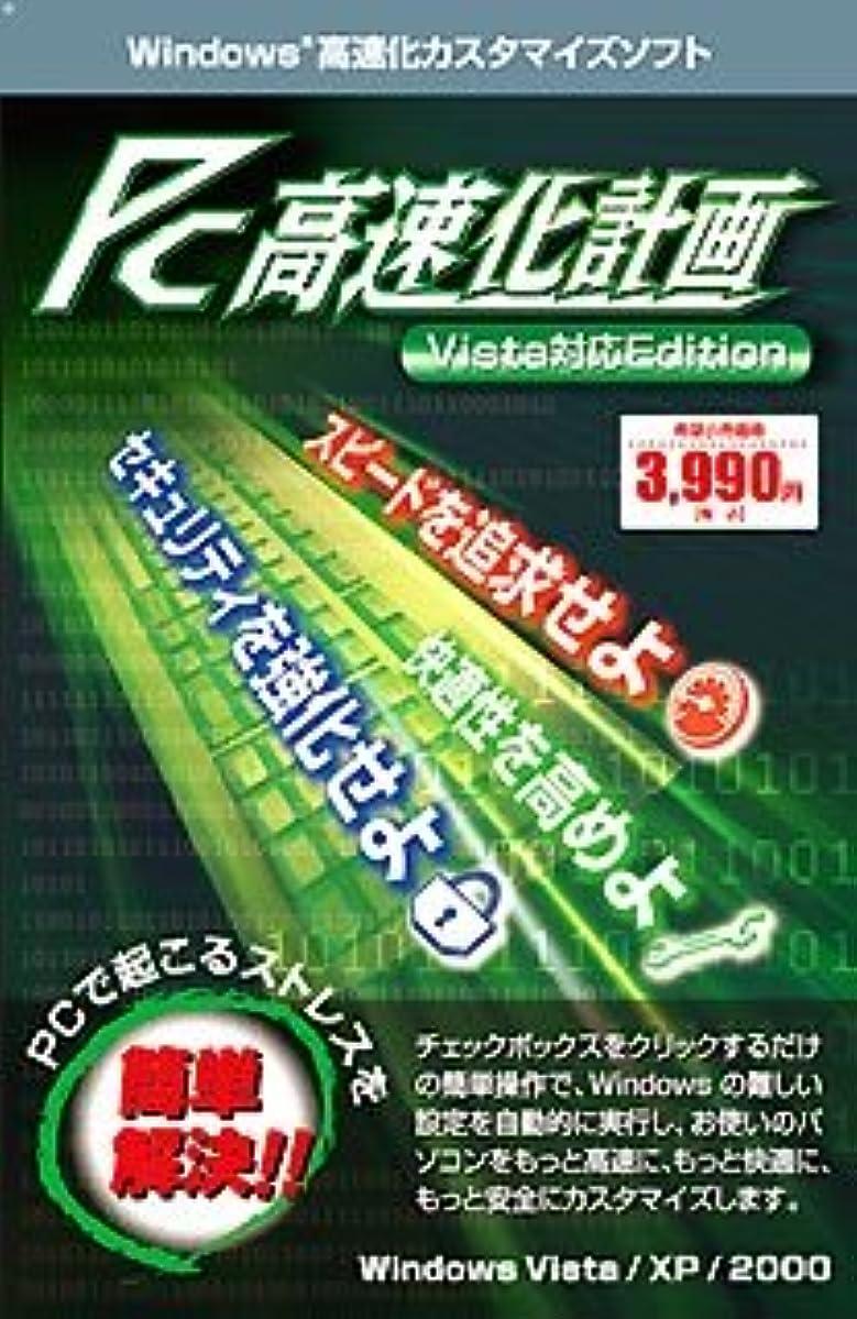 PC高速化計画