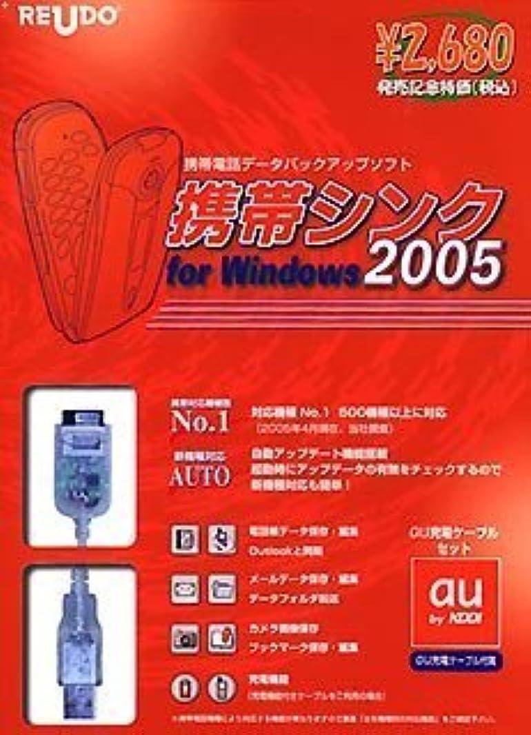 罰加害者脚携帯シンク for Windows 2005 au充電ケーブルセット