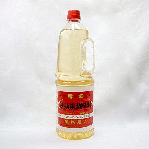 福泉 新味料 1.8 L × 6本