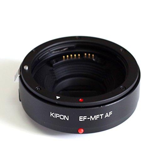 KIPON(キポン) EF-MFT AF S スタンダードモデル [レンズ側:キヤノンEF ボディ側:マイクロフォーサーズ]