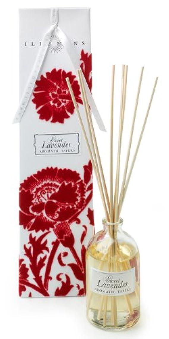 イブニング三角形ダースILLUMENS ルームディフューザー Sweet Lavender