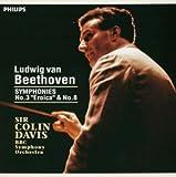 ベートーヴェン:交響曲第3番&第8番