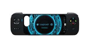 【iPhone 5/5s/SE iPod touch第5世代/第6世代専用】LOGICOOL パワーシェル コントローラ + バッテリー G550