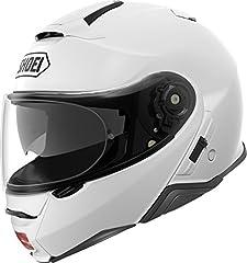 ショウエイ(SHOEI) バイクヘルメット システムフルフェイス NEOTEC2 ルミナスホワイト XL (61cm) -