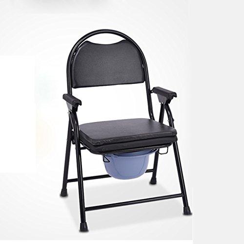 妊娠中の女性障害者年配者トイレ椅子高齢者便便座便器折りたたみ...