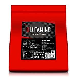 GronG グルタミン パウダー 1kg 200食分 サプリメント アミノ酸