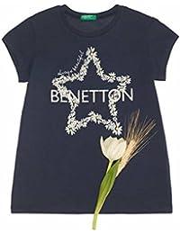ベネトン キッズ(UNITED COLORS OF BENETTON) KIDSニューロゴベーシックTシャツ?カットソー